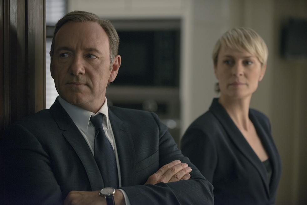 Frank and Claire Underwood's marriage is fueled by a mutual lust for power. (The Bottom Line/Nathaniel Bell - Netflix)