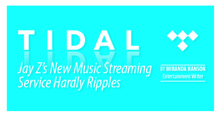 Tidal: Jay Z's New Music Streaming Service Barely Ripples