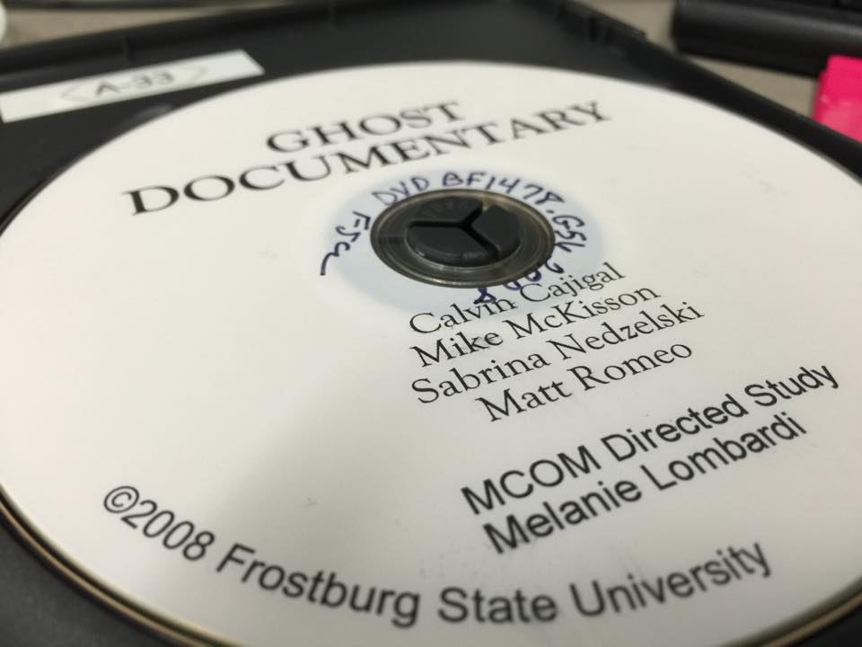 """Ghosts of Frostburg"" is a student documentary that looks at the ghost stories of Frostburg State University."