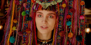 """Rooney Mara as Tiger Lily in the 2015 movie, """"Pan"""". (cinemablend.com)"""