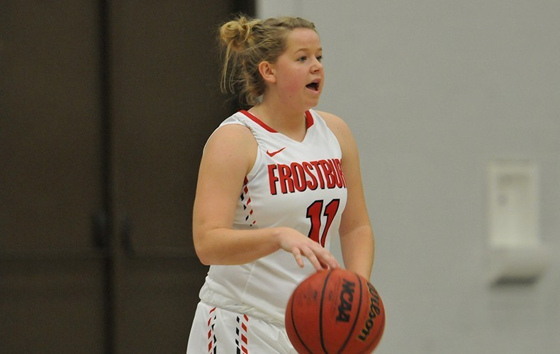 Photo taken from Frostburg State University's sports website.