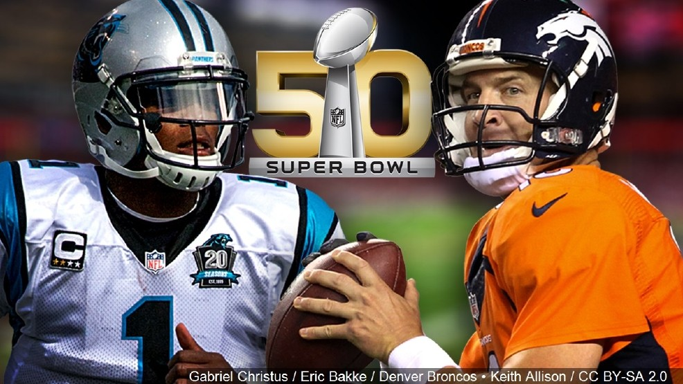 Creative commons Super Bowl 50