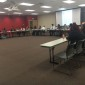 SGA Senators Discuss the Budget (TBL/Caitlin Taylor)