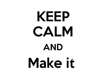 """Keep calm and make it through finals"" taken from google images"