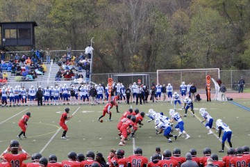 FSU football takes on CNU during their 2016 homecoming victory. (TBL/Nicole Leighty)