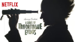 Netflix cover photo for A Series of Unfortunate Events (2017)