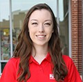 Jenna Puffinburger has been named FSU's nominee for USM student regent. (FSU Admissions).