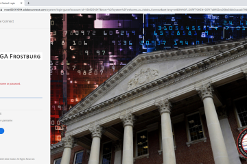 """Beta-testing on an Adobe Connect """"virtual legislature"""" is being conducted by the National General Assembly group at Frostburg State University"""